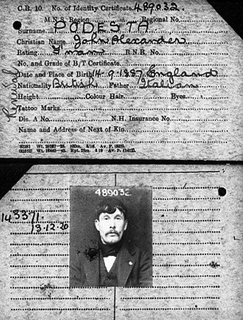 Titanic vintage postcards