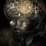 Mechanical Mirage by Japanese artist Kazuhiko Nakamura