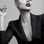 Black and white photos by Russian Freelance fashion photographer from Moscow Pavel Novikov