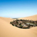 Huacachina - A small desert oasis