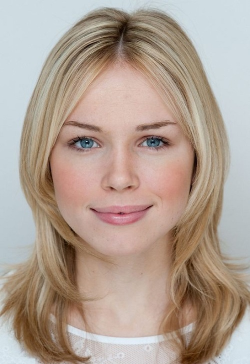 Florence Colgate Britains most beautiful face