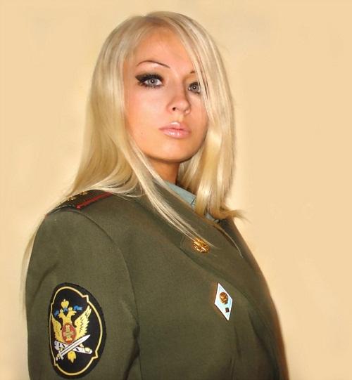Valeria Lukyanova, 2007