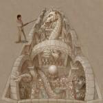 3D Pavement Illusion