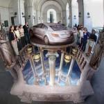 Stunning 3D Pavement Illusion Art by American artist Kurt Wenner