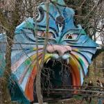 Abandoned Amusement Park Spreepark PlanterWald in Berlin