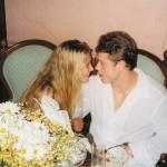 Anna Kournikova and Pavel Bure