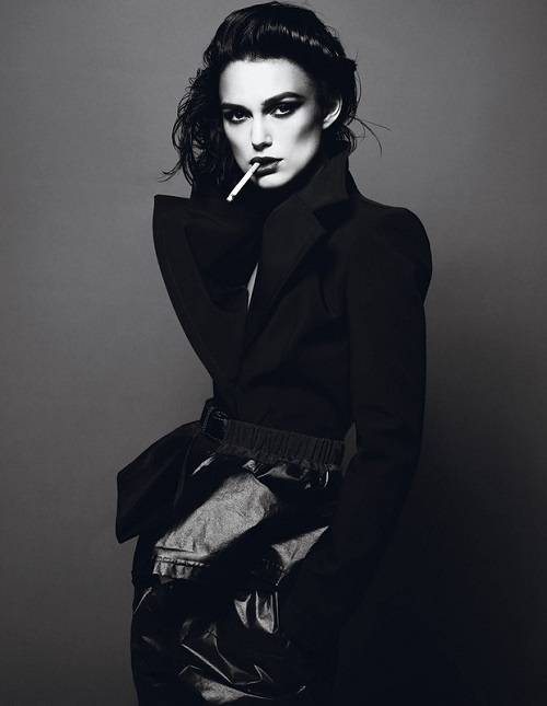Beautiful Keira Knightley for Interview Magazine