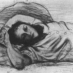 Dora Maar in painting by Pablo Picasso