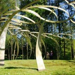 Garden of Cosmic Speculation by American landscape architect Charles Alexander Jencks