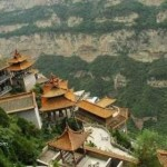 Hanging Temple of Heng Shan Mountain