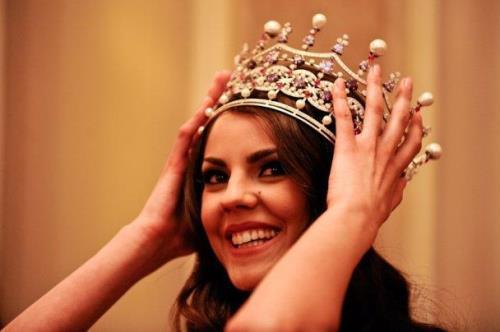 Karina Zhironkina, Miss Ukraine 2012