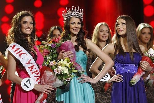 Miss Ukraine 2012 Karina Zhironkina