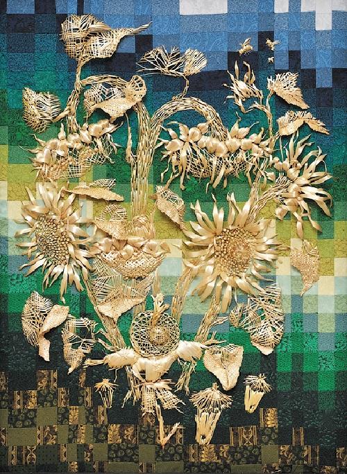 Natalia and Ilya Lashko 'Sunflowers - guards'