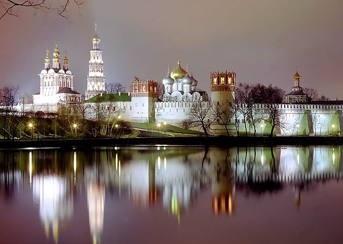 Beauty will save Novodevichy Convent - Beauty will save