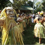 Tribal costumes of Orang Asli
