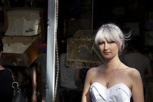 British artist Amy Dover