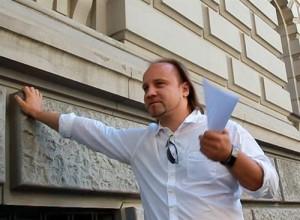 Valeria's husband Dmitry now, August 2012
