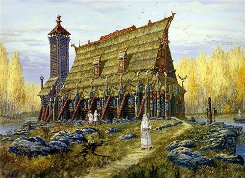 Vedic Rus by Vsevolod Ivanov