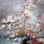 Painting by Ukrainian artist Michael Yaremkiv