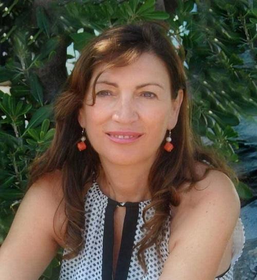 Italian artist Ernestina Gallina