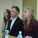 at a press briefing in Yekaterinburg, Russia