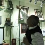 exposition in The Jim Crow Museum of Racist Memorabilia