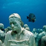The Underwater sculpture park by English sculptor Jason de Caires Taylor