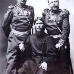 Grigory Rasputin, Major-General Putyatin and Colonel Lotman