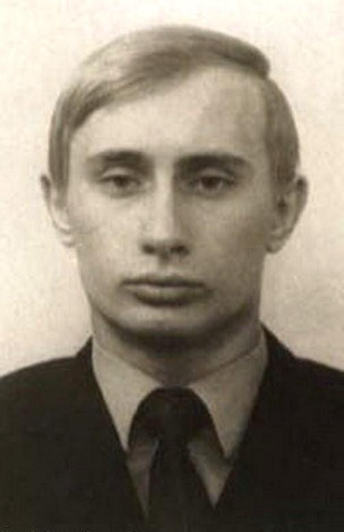 Putin V. V.