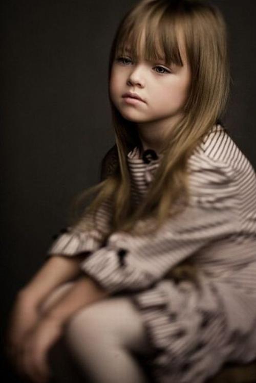 Kristina Pimenova beautiful Russian model