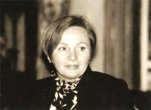Lyudmila Zykina jewelry collection