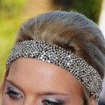 Swarovsky headband