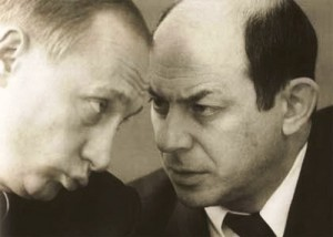 Nothing personal … with minister Vladimir Rushailo