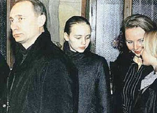 Family Album of Putin