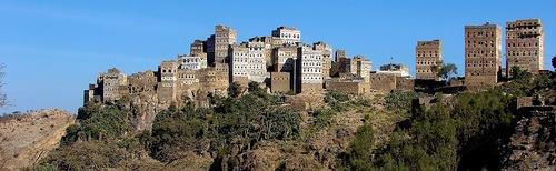Al Hajjara - architecture of advanced civilization