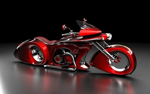 Auto and Moto Concepts by Russian designer Mikhail Smolyanov