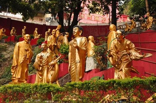 Beauty Will Save Ten Thousand Buddha Garden Beauty Will Save