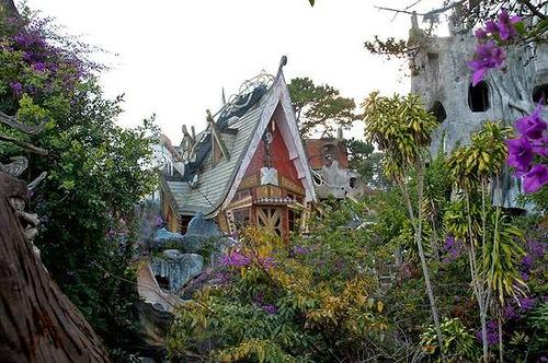 Crazy House in DaLat Vietnam