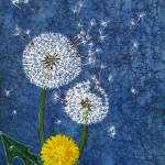 Painting by Bak Eun-ra