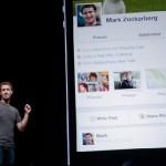Speaking Mark Zuckerberg