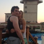 Alexander Ovechkin and Maria Kirilenko.