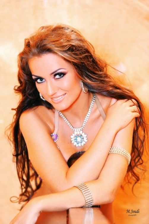 Masha Fedorova most beautiful belly dancer