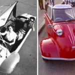 Vintage Miniature Cars