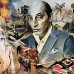Illustrations by Moscow based artist Alexei Kurbatov