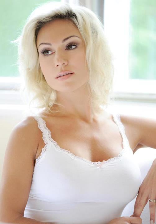 Kristina Rihanoff – professional ballroom dancer