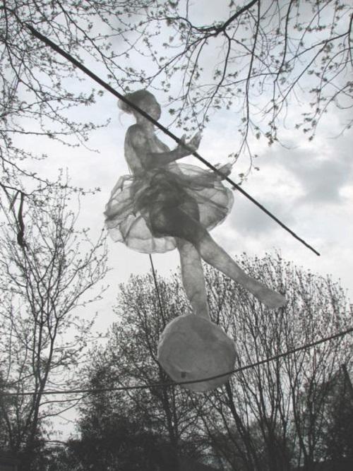 Scotch sculpture contest