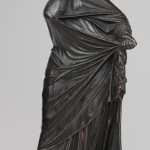 masked dancer, Hellenistic, 3rd–2nd century B.C. – Greek. Bronze