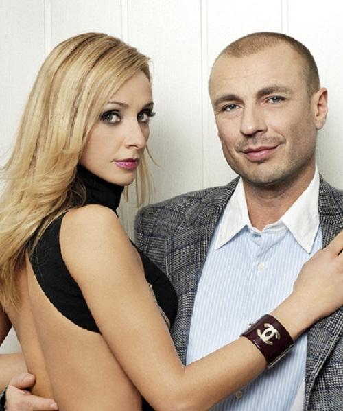 Tatyana Navka and Alexander Zhulin