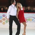 Tatyana Navka and Roman Kostomarov