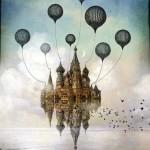 Surreal art by German artist Catrin Welz-Stein